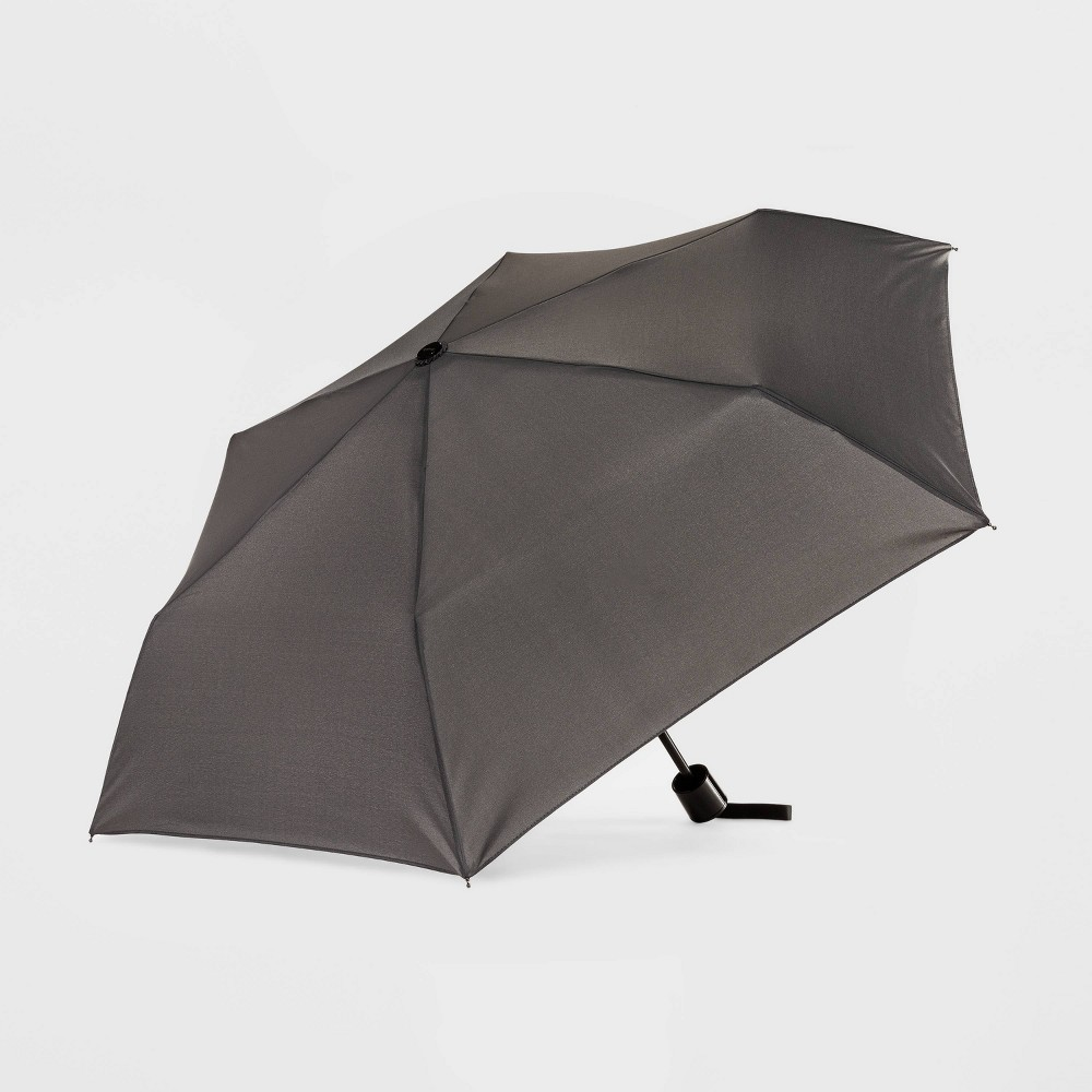 Image of Cirra by Shedrain Compact Umbrella - Gray, Adult Unisex