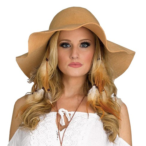 Adult Floppy Hat Tan - image 1 of 1