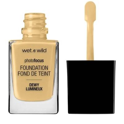 Wet n Wild Photo Focus Dewy  Foundation - 1 fl oz