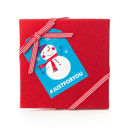 Paper Magic Glitter Snowman Gift Card Holder - image 1 of 1