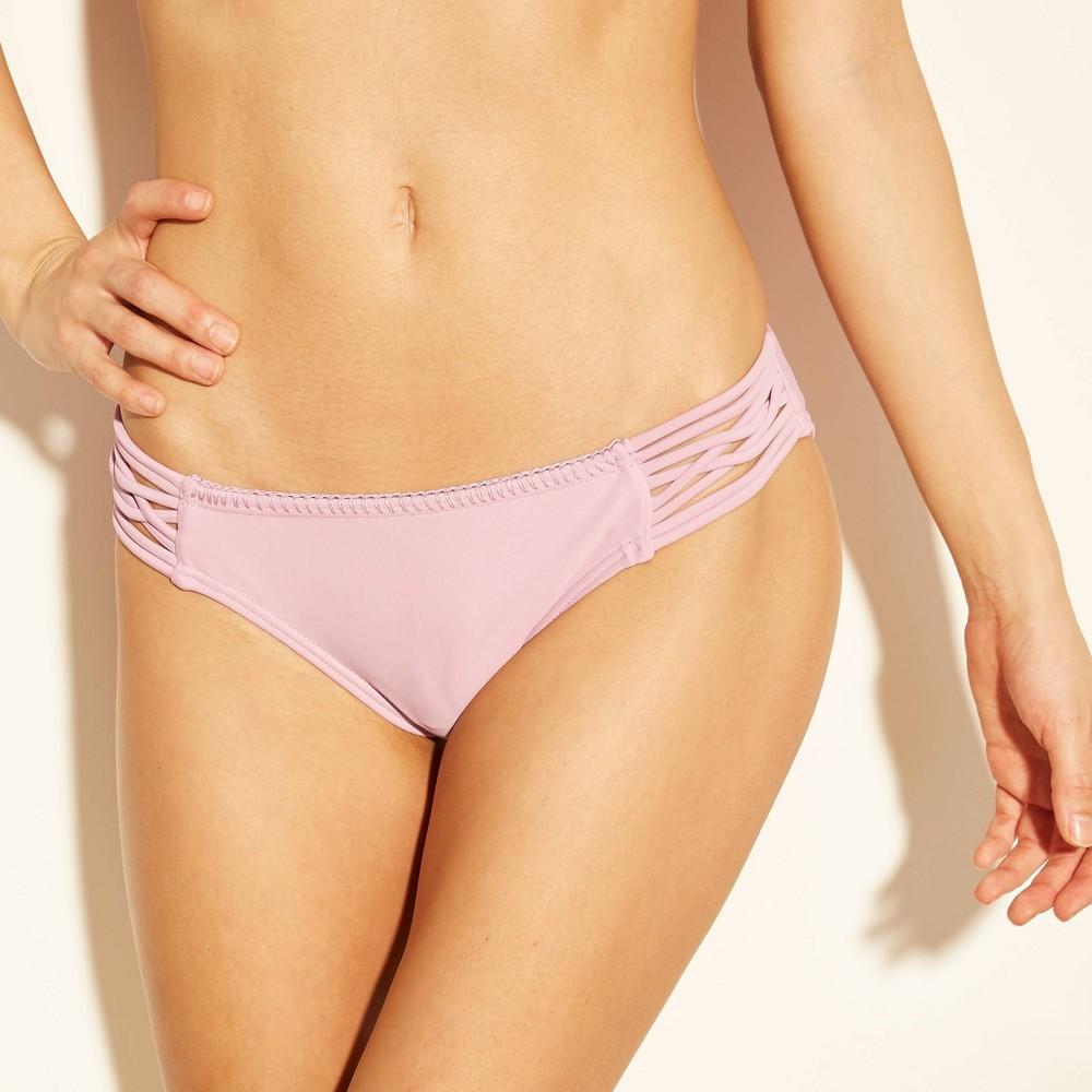 Women's Hipster Bikini Bottom - Xhilaration Lavender XL, Purple
