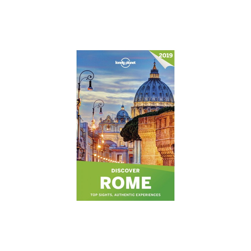 Lonely Planet Discover 2019 Rome - 5 Pap/Map by Duncan Garwood & Nicola Williams (Paperback)