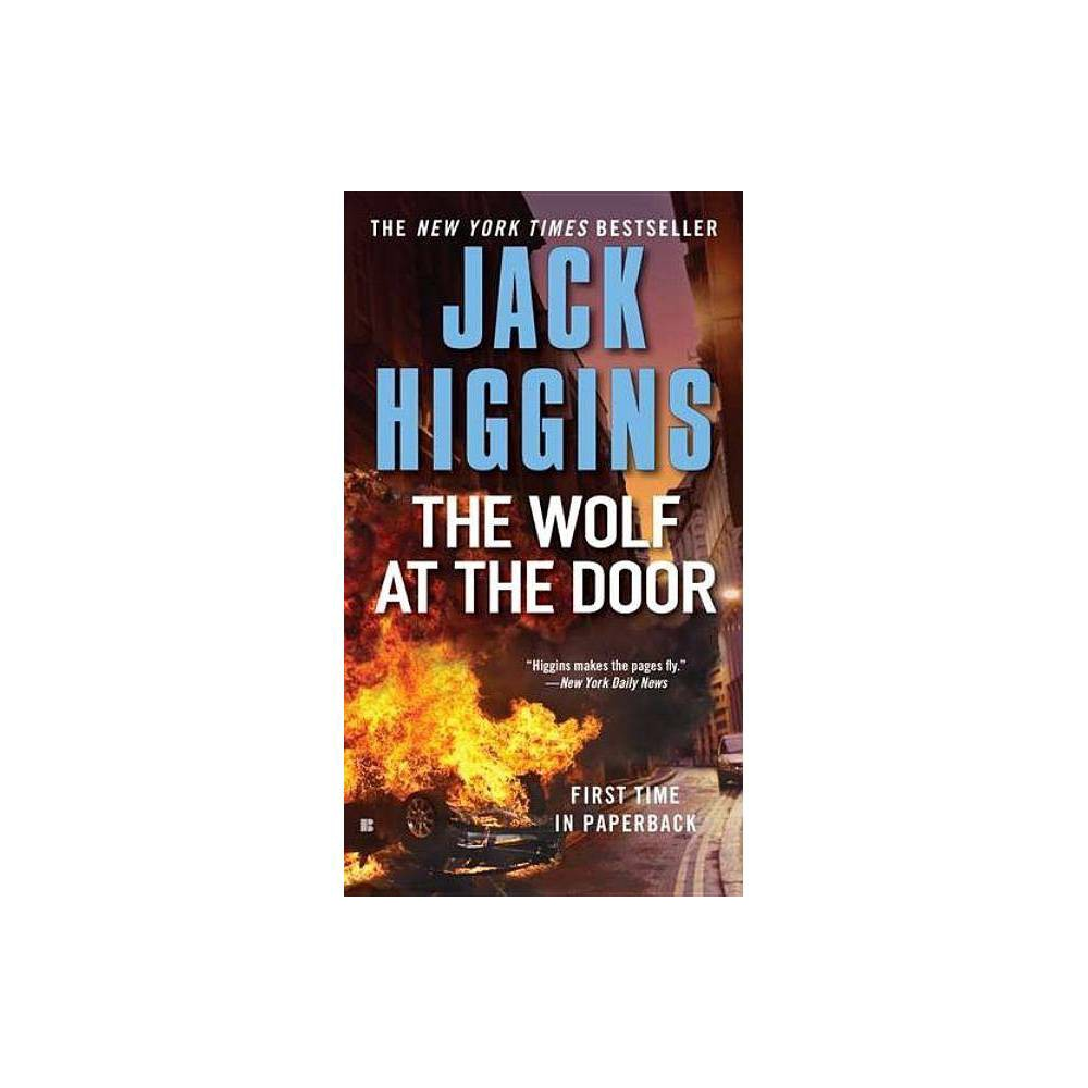 The Wolf At The Door Sean Dillon By Jack Higgins Paperback