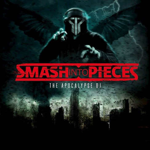 Smash Into Pieces - Apocalypse Dj (CD) - image 1 of 2