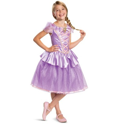 Tangled 2019 Rapunzel Classic Child Costume