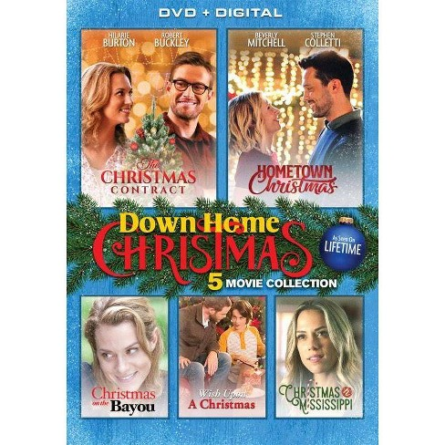Christmas Contract.Down Home Christmas 5 Movie Collection Dvd