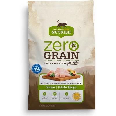 Cat Food: Rachael Ray Nutrish Zero Grain