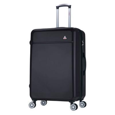 "InUSA 28"" Avila Hardside Spinner Suitcase - Black"