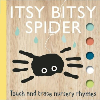 Itsy Bitsy Spider - by Emily Bannister (Hardcover)
