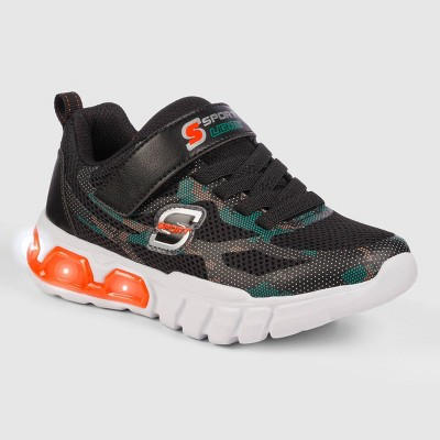 Boys' S Sport by Skechers Sylis Sneakers - Camo Green