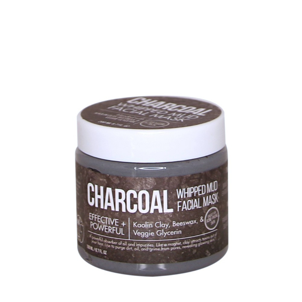 Image of Urban Hydration Charcoal Whipped Mud Facial Mask - 6.7oz
