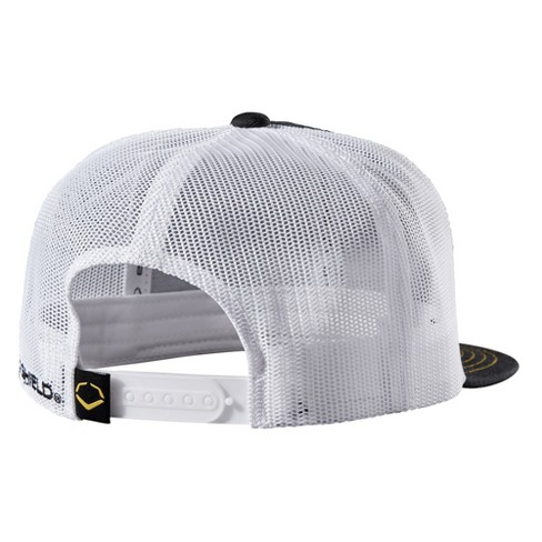 big sale 50d87 04b3d ... sale evoshield crunch snapback baseball softball hat black white target  cf583 b0dd8 ...