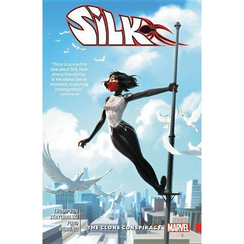 Silk, Volume 3 - (Paperback) - image 1 of 1