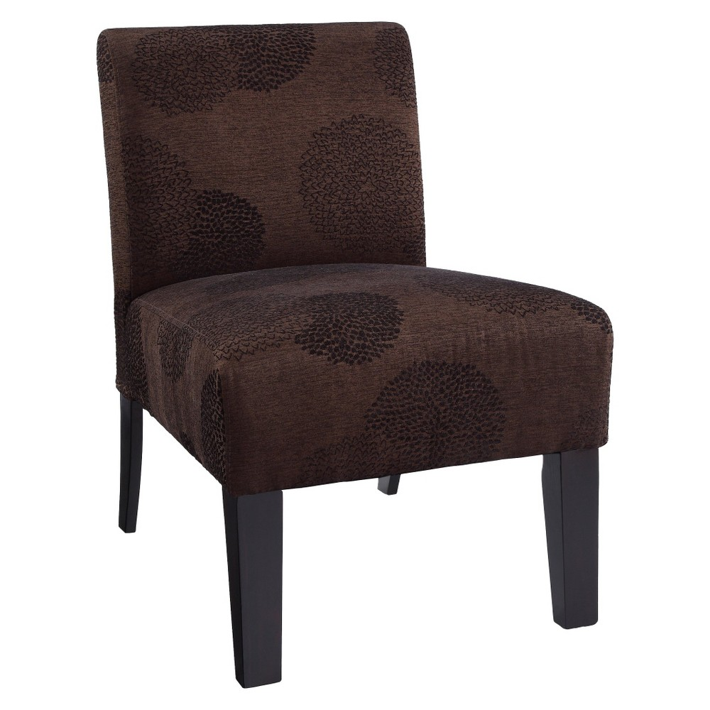 Image of Sunflower Deco Accent Chair Brown - DHI