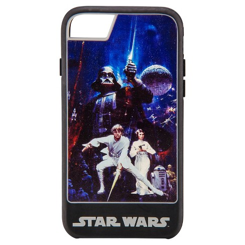 new product a43fc 92dea Star Wars Classic iPhone 7/6 Case