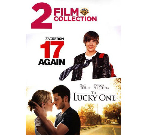 17 Again/The Lucky One (DVD) - image 1 of 1