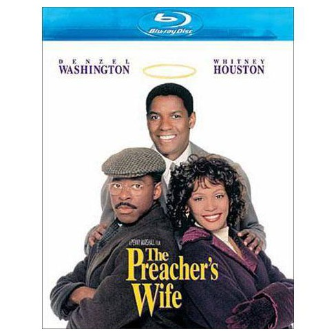 The Preacher's Wife (Blu-ray) - image 1 of 1