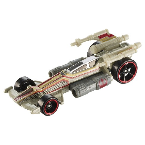 Hot Wheels Star Wars Carships Classic Luke's X-Wing Vehicle - image 1 of 4