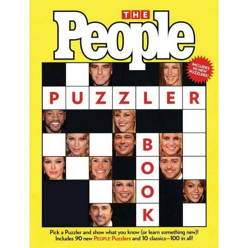 The People Puzzler Book (Paperback) by Cutler Durkee - image 1 of 1