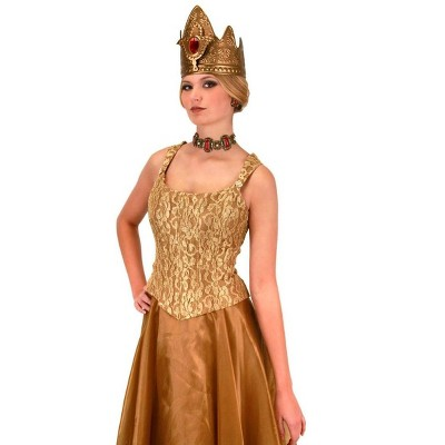 Elope Queen Crown Adult Costume Accessory