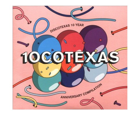 Various - 10cotexas (CD) - image 1 of 1