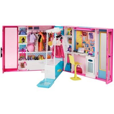 Barbie Dream Closet Playset