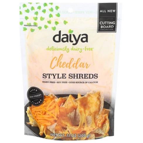 Daiya Dairy-Free Shredded Cheddar Cheese - 7.1oz : Target