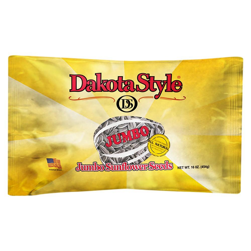 Dakota Style Salt Sunflower Seeds 16 oz