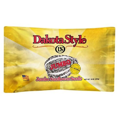 Dakota Style Salt Sunflower Seeds 16 oz - image 1 of 1