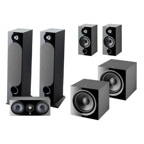 Focal Chora 5.2 Channel Home Theater System (Black) - image 1 of 4