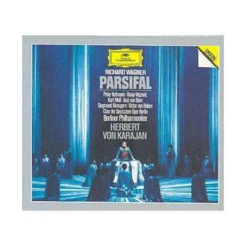 Wagner - Wagner: Parsifal (CD) - image 1 of 1