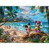 Ceaco Disney Thomas Kinkade: Mickey And Minnie Hawaii Jigsaw Puzzle - 750pc - image 2 of 3