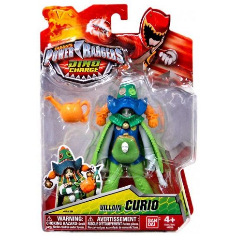 Power Rangers Dino Charge Curio Action Figure - image 1 of 3