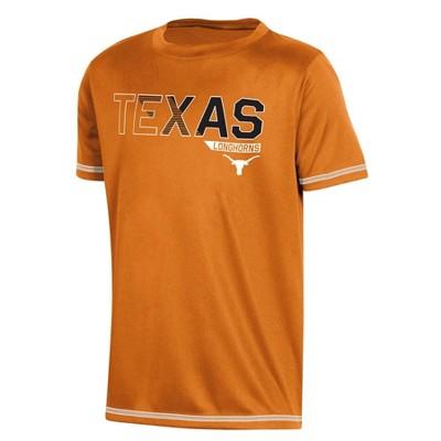 NCAA Texas Longhorns Boys' Short Sleeve Crew Neck T-Shirt