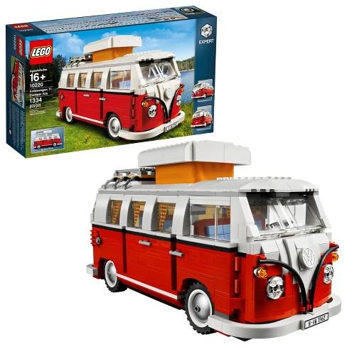lego creator volkswagen t1 camper van 10220 target. Black Bedroom Furniture Sets. Home Design Ideas