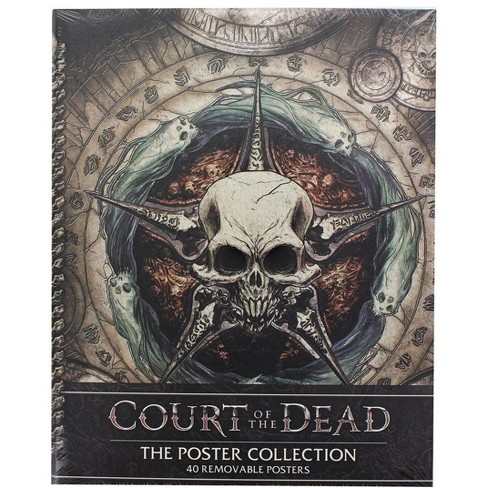 Nerd Block Court of the Dead: The Poster Collection - image 1 of 2