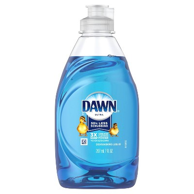 Dawn Ultra Dishwashing Liquid Dish Soap Original Scent - 7 fl oz