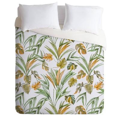 Marta Barragan Camarasa Sweet Tropical Botany Comforter Set - Deny Designs