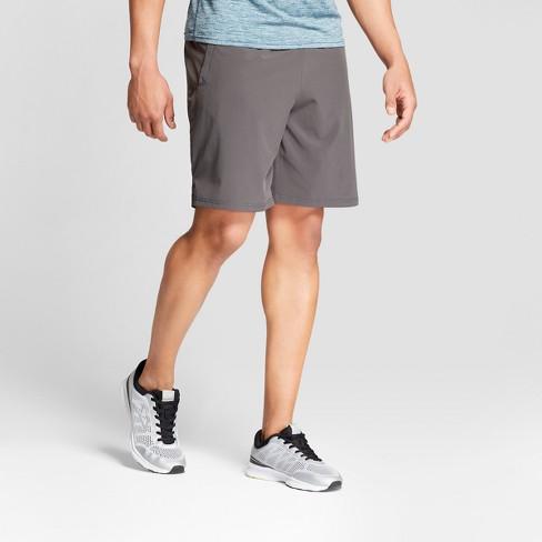 bd49e3222 Men s 9 Inch Running Shorts - C9 Champion® Railroad Gray M   Target