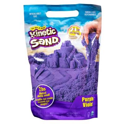 Kinetic Sand 2lb Colour Bag - Purple