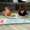 Baby Einstein Sea & City Sensory Playscape Plush Activity Mat - image 4 of 4