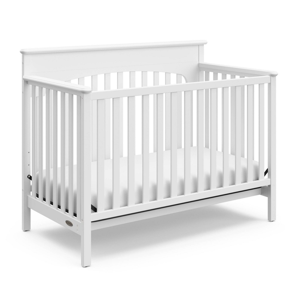 Graco Lauren 4 In 1 Convertible Crib White