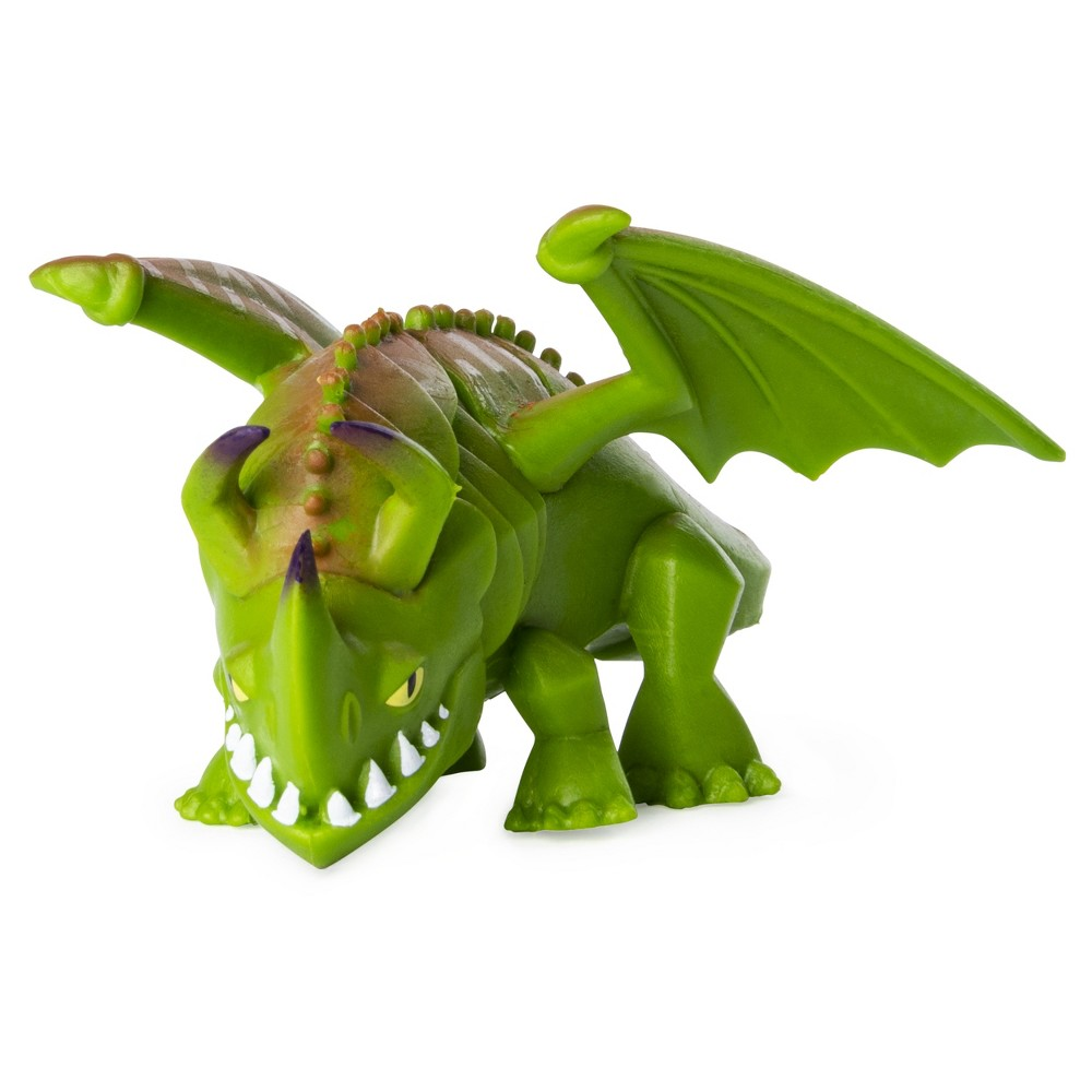 DreamWorks Dragons Mystery Dragons Skullkrusher Collectible Mini Dragon Figure