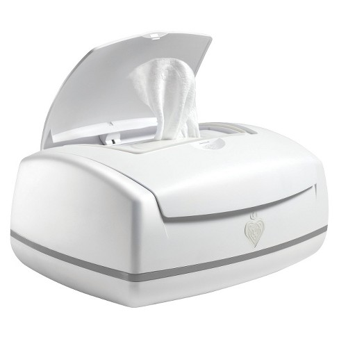 Prince Lionheart White Premium Wipes Warmer - image 1 of 4