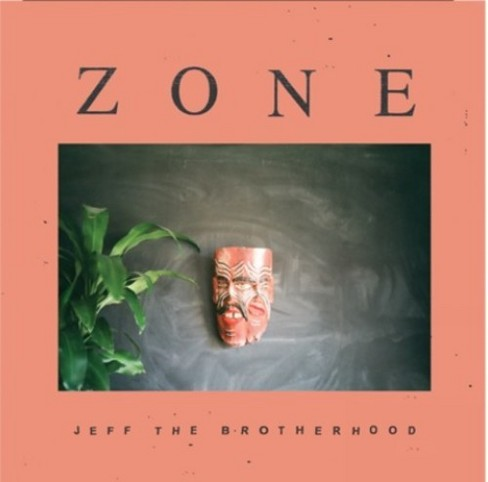 Jeff the brotherhood - Zone (CD) - image 1 of 1