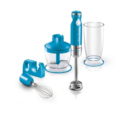 Sencor 6-Speed Stick Blender with Accessories - Turquoise