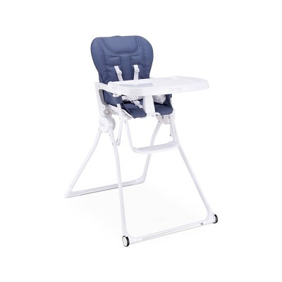 Joovy Nook NB High Chair Compact Fold Reclinable Seat - Slate