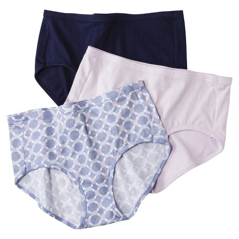 835a75a01356 Hanes® Women's ComfortSoft® Waistband Extended Sizes Low Rise Briefs. Shop  all Hanes