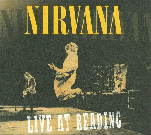 Nirvana - Live at Reading (Vinyl) - image 1 of 6