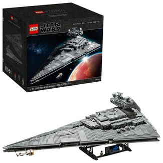 LEGO Star Wars: A New Hope Imperial Star Destroyer Building Kit 75252